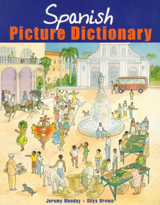 Macmillan Spanish Picture Dictionary (Paperback)