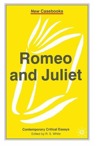 Romeo and Juliet - New Casebooks (Paperback)