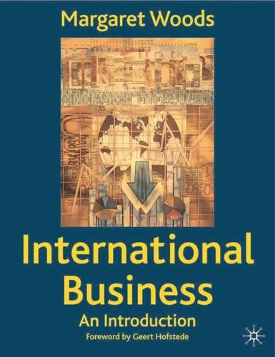 International Business: An Introduction (Paperback)