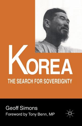Korea: The Search for Sovereignty (Paperback)