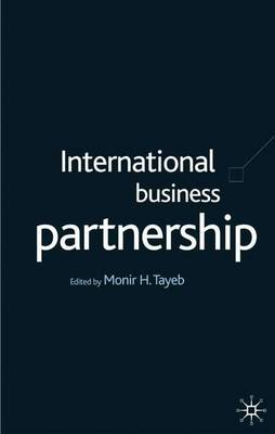 International Business Partnerships: Issues and Concerns (Hardback)