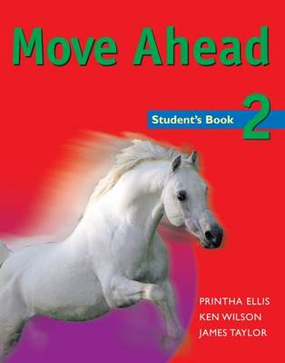 Move ahead 2 Student's Book: Student's Book (Paperback)