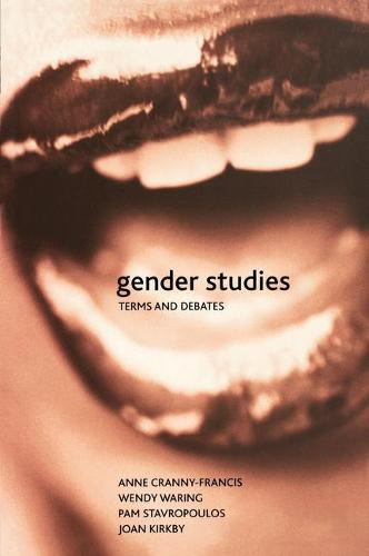 Gender Studies: Terms and Debates (Hardback)
