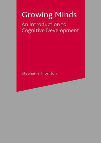 Growing Minds: An Introduction to Cognitive Development (Paperback)
