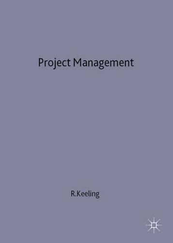 Project Management: An International Perspective (Paperback)