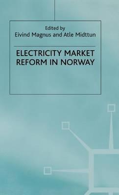 Electricity Market Reform in Norway (Hardback)