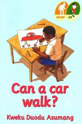 Can a Car Walk? - Ready...go (level 2: go) (Paperback)