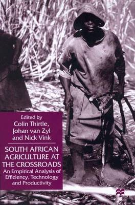 South African Agriculture at the Crossroads: An Empirical Analysis of Efficiency, Technology and Productivity (Hardback)