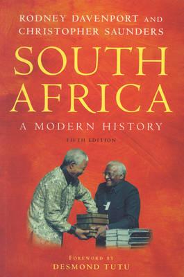 South Africa: A Modern History (Hardback)