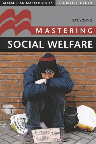 Mastering Social Welfare - Palgrave Master Series (Paperback)