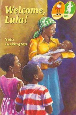 Welcome, Lula - Ready...go (level 1: ready) (Paperback)
