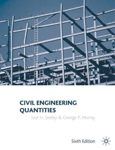 Civil Engineering Quantities (Paperback)
