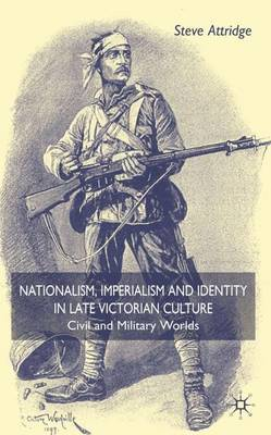 Nationalism, Imperialism and Identity in Late Victorian Culture: Civil and Military Worlds (Hardback)