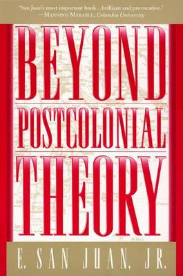 Beyond Postcolonial Theory (Paperback)