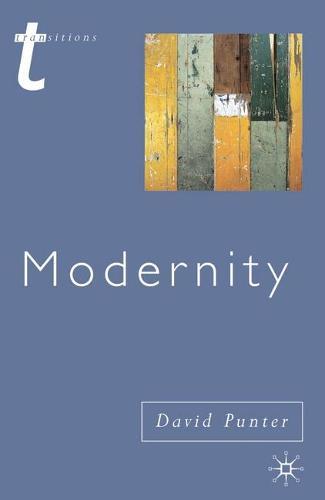 Modernity - Transitions (Hardback)