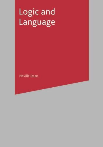 Logic and Language (Paperback)