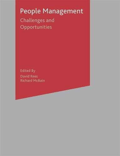 People Management: Challenges and Opportunities (Paperback)