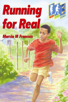 Running for Real: Level 3 (Jump) - Hop, step, jump (Paperback)