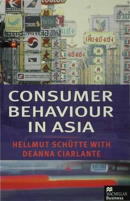 Consumer Behavior in Asia (Paperback)