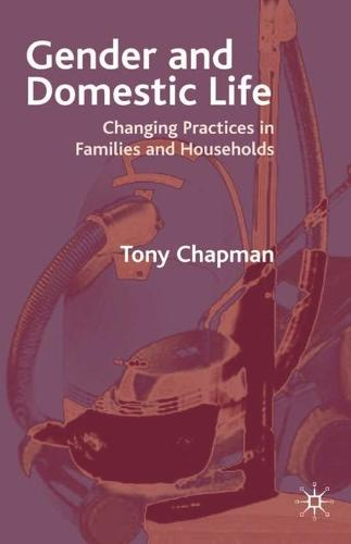 Gender and Domestic Life: Changing Practices in Families and Households (Hardback)