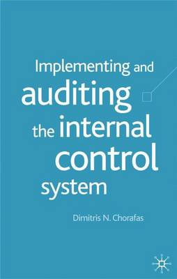 Implementing and Auditing the Internal Control System (Hardback)