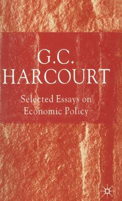 Selected Essays on Economic Policy (Hardback)
