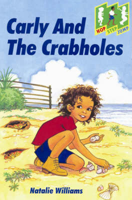 Carly and the Crab Holes: Level 2 (Step) - Hop, step, jump (Paperback)