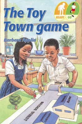 The Toy Town Game - Ready...go (level 2: go) (Paperback)
