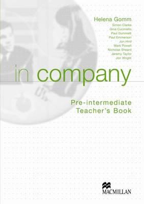 In Company Pre-intermediate: Teacher's Book (Paperback)