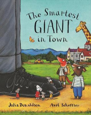 The Smartest Giant in Town (Hardback)