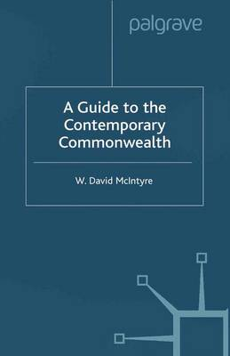 A Guide to the Contemporary Commonwealth (Paperback)