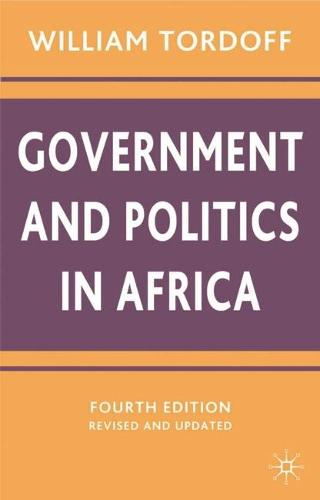 Government and Politics in Africa (Paperback)