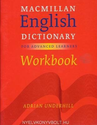Macmillan English Dictionary - Workbook - For Advanced Learners (Board book)