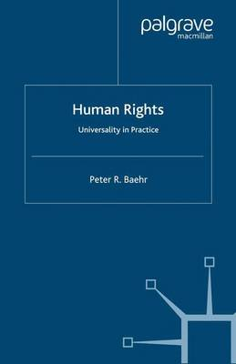 Human Rights: Universality in Practice (Paperback)