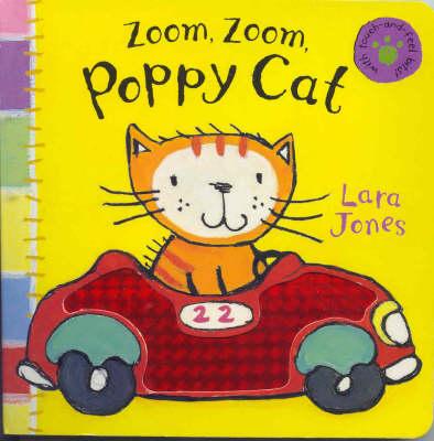 Zoom, Zoom, Poppy Cat! (Board book)