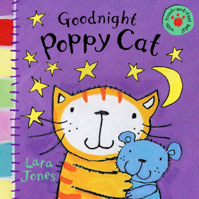 Goodnight, Poppy Cat! (Board book)