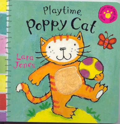 Playtime, Poppy Cat! (Board book)