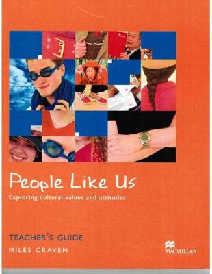 People Like Us: Level 2 International version: Teacher's Guide - People like us (Paperback)