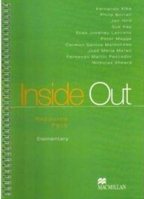 Inside Out - Resource Pack - Elementary (Copymasters)