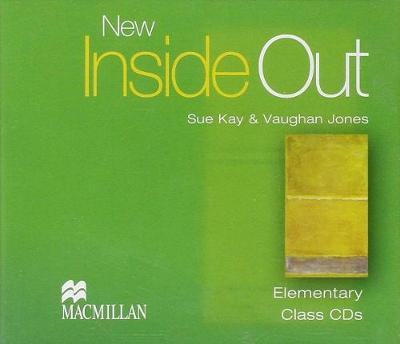 Inside Out Elementary: Class CDs - Young adult/adult courses (CD-Audio)