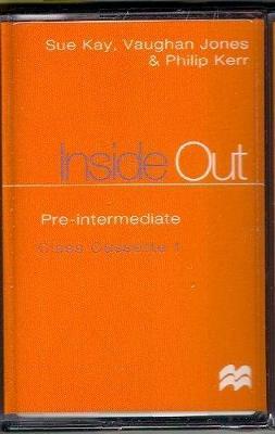 Inside Out Pre-intermediate: Class Cassettes (CD-ROM)