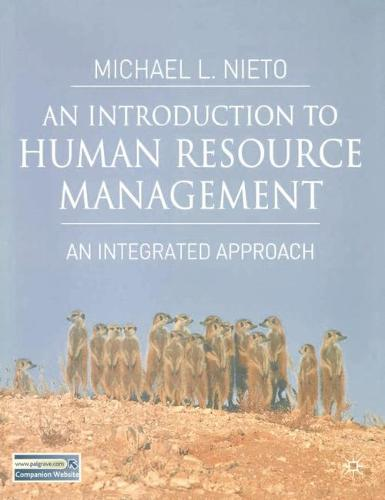 An Introduction to Human Resource Management: An Integrated Approach (Paperback)