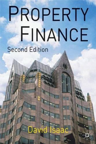 Property Finance - Building and Surveying Series (Paperback)