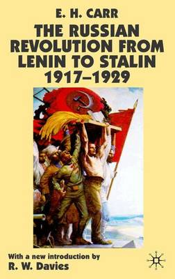 The Russian Revolution from Lenin to Stalin 1917-1929 (Paperback)