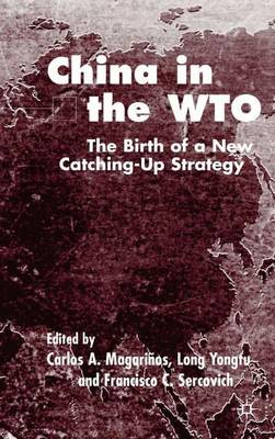 China in the WTO: The Birth of a New Catching-Up Strategy - St Antony's Series (Hardback)