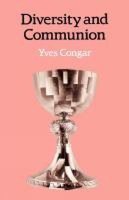 Diversity and Communion (Paperback)