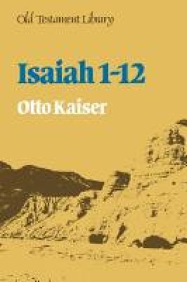 Isaiah 1-12 (Paperback)