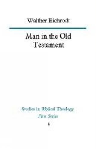 Man in the Old Testament (Paperback)