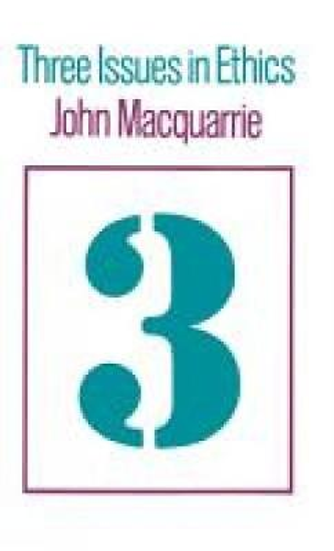 Three Issues in Ethics (Hardback)