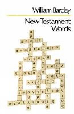 New Testametn Words (Paperback)